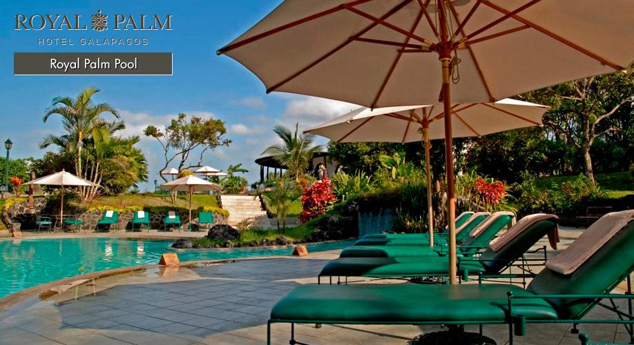 Royal Palm Luxury Hotel Galapagos Island