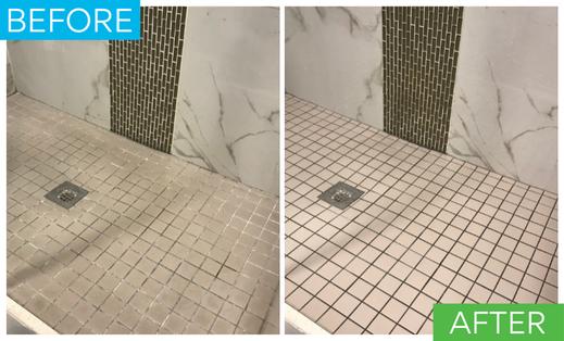 Tile & Grout Restoration