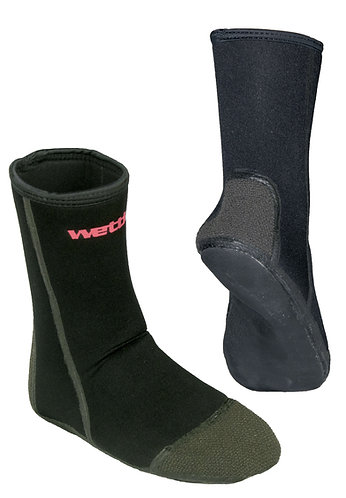 Wettie Workhorse Kevlar Booties 3mm