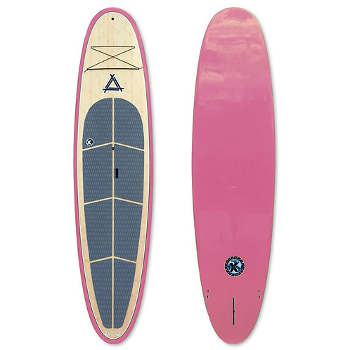 "TRIPLE X BAMBOO SUP 9'6""  - PINK"