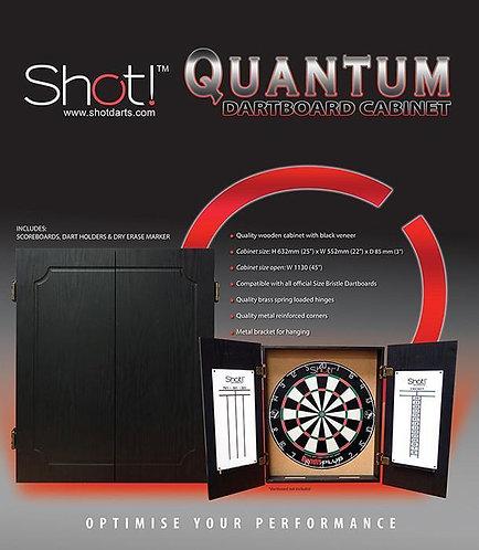 Shot Darts Quantum Cabinet