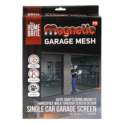 Mesh Screen Garage Door Magnetic