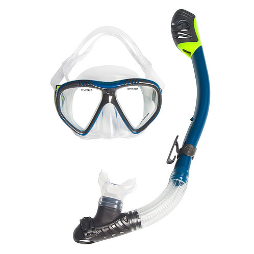 US Divers Paradise Snorkeling Set