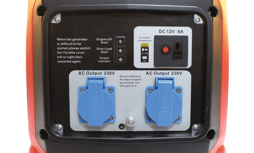Portable Petrol Inverter Generator