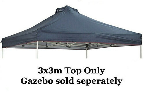 Gazebo Replacement Canopy 3 x 3m