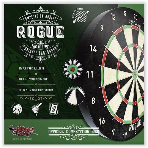 Rogue Bristle Dartboard