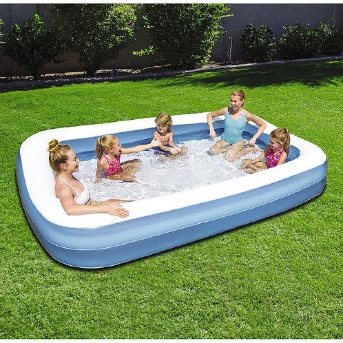 Bestway Rectanglar Family Pool Large