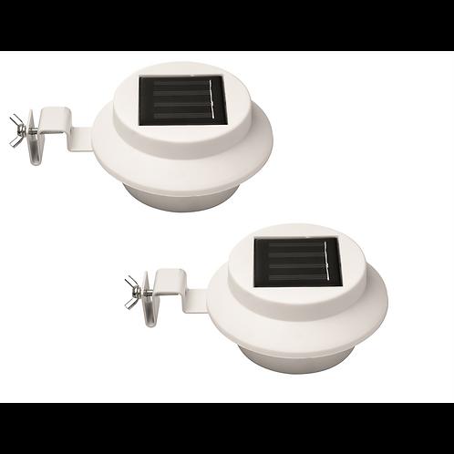 Garden Solar Gutter Light 2 Pack