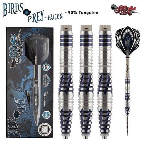 Birds Of Prey Falcon Steel Tip Dart Set  90%