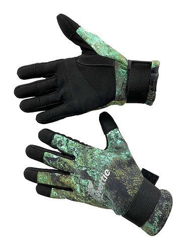 Wettie 'Reef' Amara Gloves FLEX Camo
