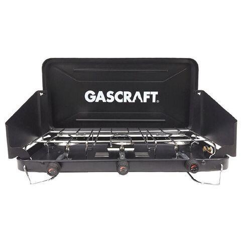 Gascraft 3 Burner High Pressure LPG stove