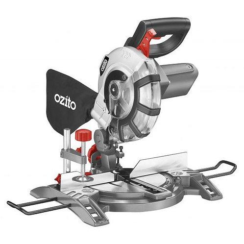 """Ozito Compound Mitre Saw - 210mm 1600W 8¼"""""""