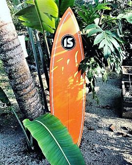 IS Shortboard -  waiting to go out to ca