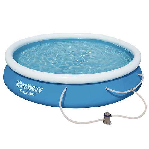 Bestway Fast Set Pool Set 12ft