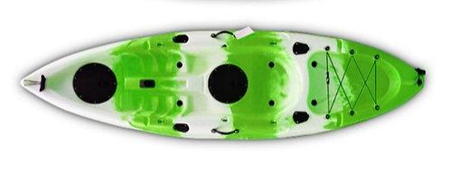 Single Kayak - Light Green