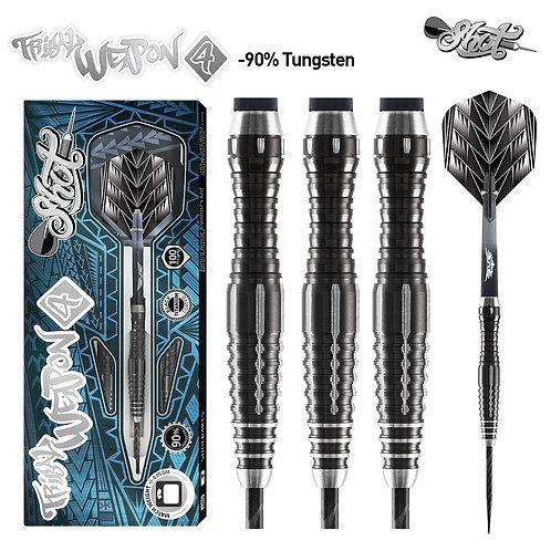 Tribal Weapon 4 Series-Steel Tip Dart Set