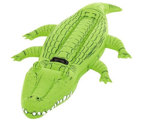 Crocodile Rider - Inflatable Pool Float