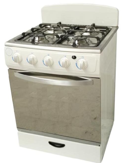 4 Burner Stove & Oven