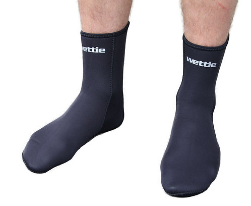 Wettie Neoprene Socks – 3mm