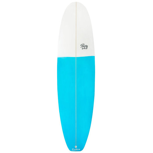 "ROCKY POINT FUNSTER MINI MAL - 6'8"" BLUE"
