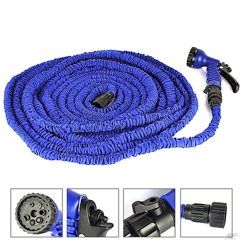 Expandable Garden Hose Set 22.5M/75