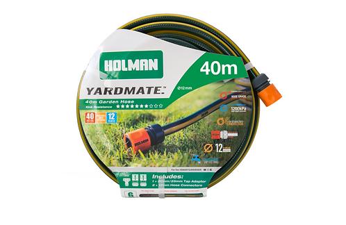 Holman 12mm x 40m Yardmate Garden Hose