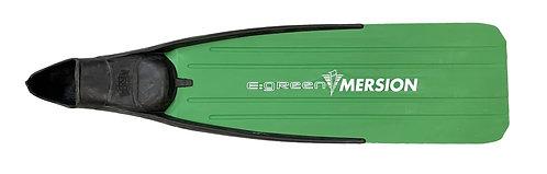 Imersion E Green Fins