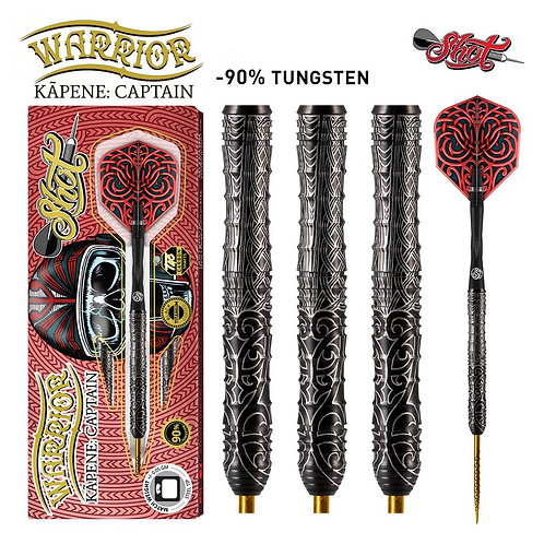 Warrior Kapene Steel Tip Dart Set