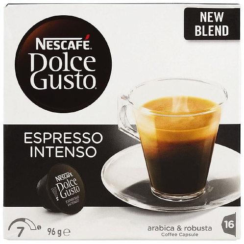 Nescafe Dolce Gusto Espresso Intenso 16 Capsules 96g