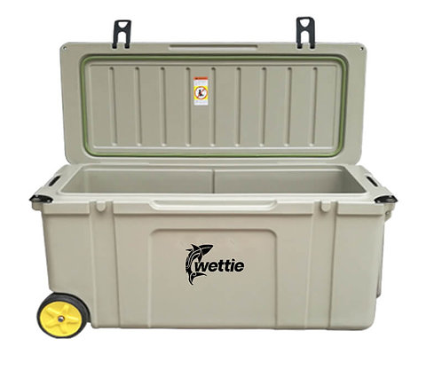 'Kingi' Chilly Bin 120L - Grey