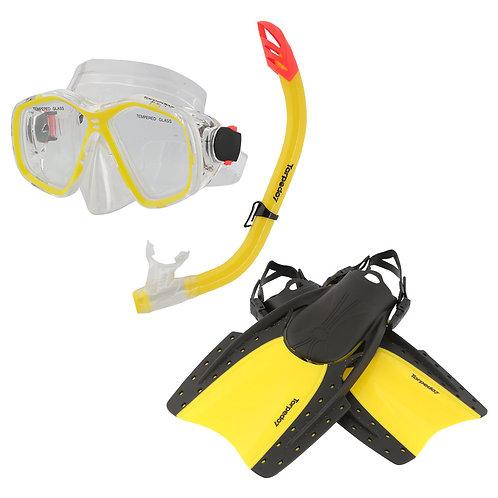 Torpedo Adults Snorkeling Set