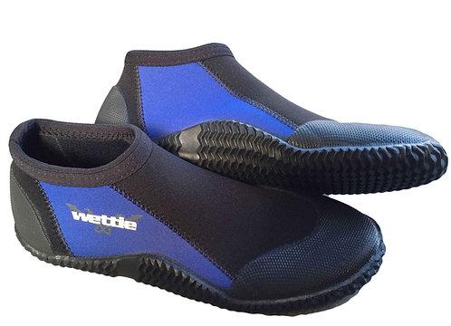 Wettie Palm Shoes – Blue