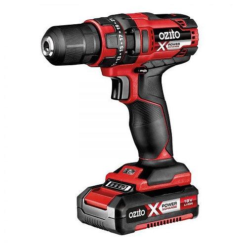 Ozito PXC 18V Drill Kit - Cordless