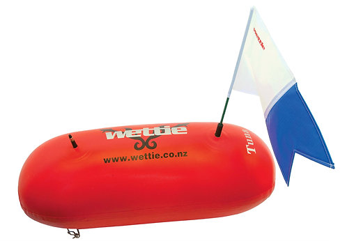 Wettie Inflatable Float & Flag