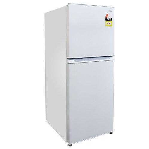 ICELAND Upright Fridge Freezer 207L White