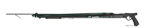Wettie 'Predator' Carbon Speargun - 120mm