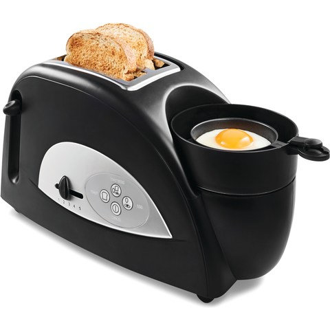Toaster & Egg Cooker