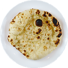 Garlic Naan ⓋⒼⒺⓜ