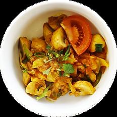 Mushroom Bhazi