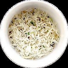 Onion Pilau Ⓥ