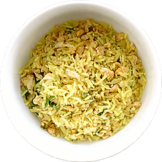 Egg Fried Pilau ⓋⒺ