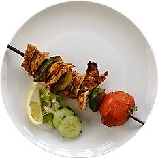 Chicken Tikka Shashlik [Main] ⓜ