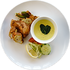 Chicken Tikka [Starter] ⓜ