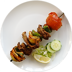 Lamb Tikka Shashlik [Main] ⓜ