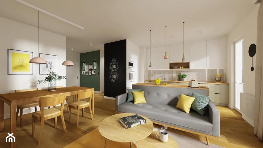Projekt wnętrza: BETTER HOME INTERIOR DESIGN