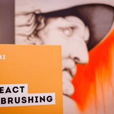 Liveact airbrushing / Bartosz Bujanowski