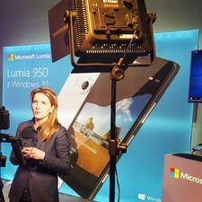 Wywiad z partnerem głównym, firmą Microsoft