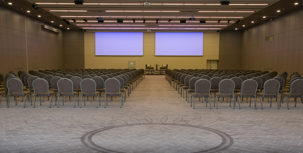 Sheraton Hotel Large Conference Room Dubrovnik