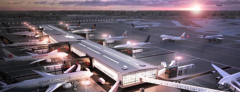 Video Heathrow T5 Construction