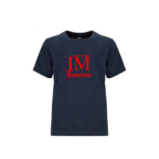 Navy Youth Shirt Red Script.png